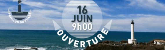 Accompagnement à la création d'entreprise, le Pavillon du Phare de Biarritz