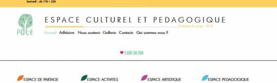 #Association Pole 64, L'espace culturel et pédagogique d'Hendaye