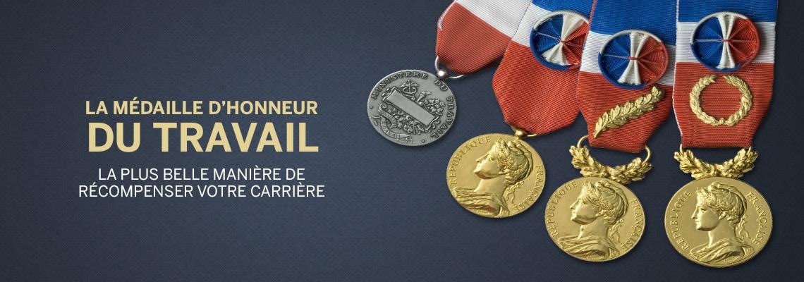 Medaille d'honneur du travail