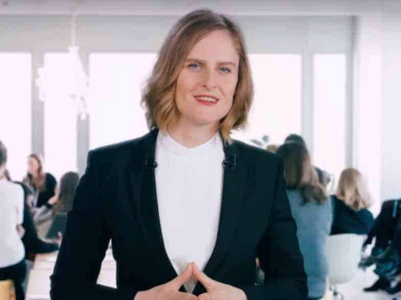 Lubomira Rochet, L'Oréal