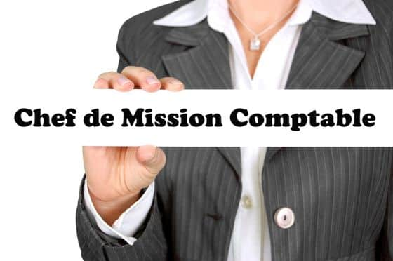 Offre d'emploi Charge de mission comptable