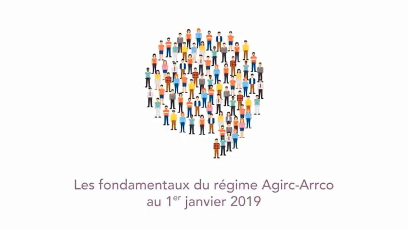 Les régimes de retraite fusionnent en un seul régime, le régime Agirc-Arrco.